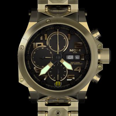GOLD SHERMAN 3-GER