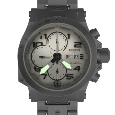 Часы MTM GREY SHERMAN 3-GER