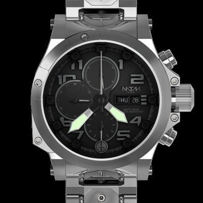 Часы MTM SILVER SHERMAN 3-GER