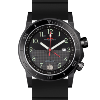 Лучшие мужские часы MTM BLACK HYPERTEC H-61 (LUMI II)