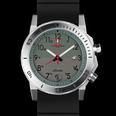 Часы в стиле милитари MTM SILVER HYPERTEC H-61 (GREEN II)