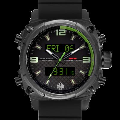 Часы авиаторов MTM BLACK AIR STRYK II - CG