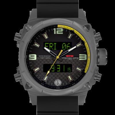 Крытые мужские часы MTM GRAY AIR STRYK II - CY