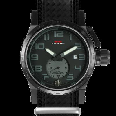 Лучшие армейские часы MTM BLACK HYPERTEC CHRONO I (BLACK-GRAY)