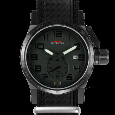 Полностью черные часы MTM BLACK HYPERTEC CHRONO I (BLACK)