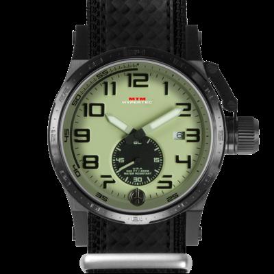 Лучшие часы с водозащитой MTM BLACK HYPERTEC CHRONO I (LUMI)