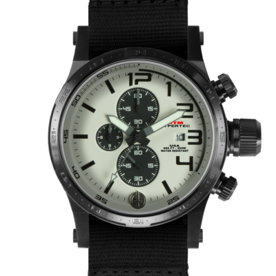 BLACK HYPERTEC CHRONO III (TAN)