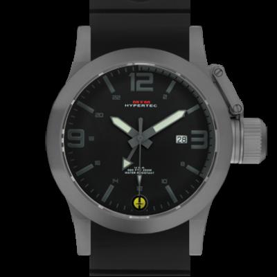 Темные часы в стиле милитари MTM GRAY HYPERTEC GRAY DIAL