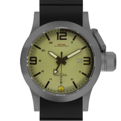 GRAY HYPERTEC TAN-BLACK DIAL