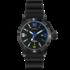 Часы  BLACK HYPERTEC BLUE DIAL