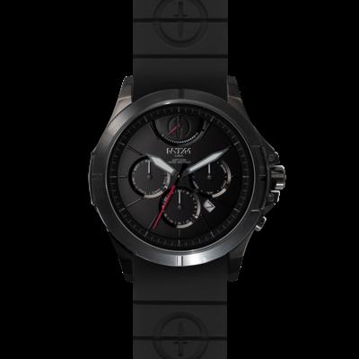 Милитари механические мужские часы  BLACK OCONUS 44 (B1) R2