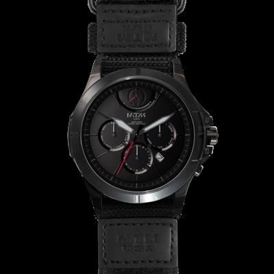 Элитные брутальные механические часы  BLACK OCONUS 44 (B1) V1