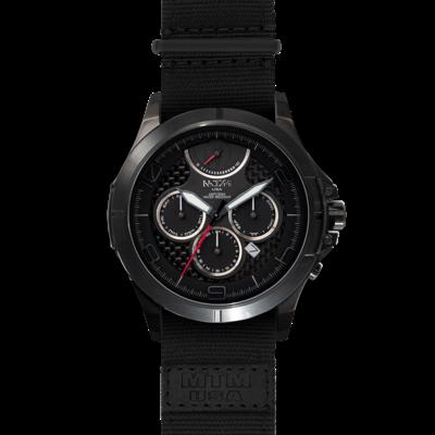 Элитные брутальные механические часы  BLACK OCONUS 44 (B2) NB