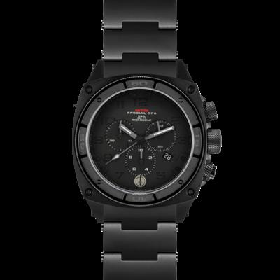 Военные часы MTM BLACK PREDATOR II (BBB-01) с хронографом