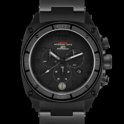 Тактические часы MTM BLACK PREDATOR II (BBB-01) с хронографом