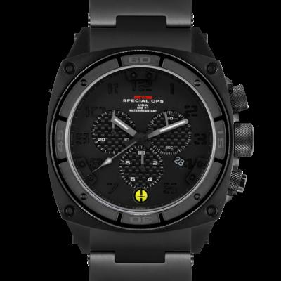 Армейские часы MTM BLACK PREDATOR II (BCB-01) с хронографом