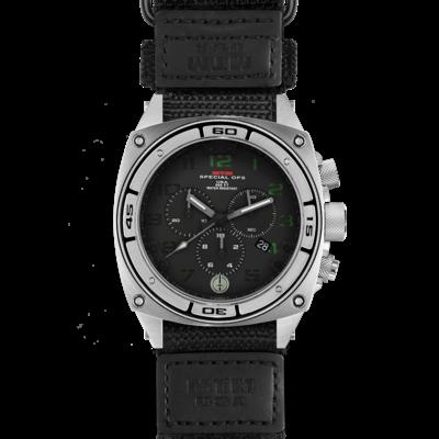 Военные часы MTM SILVER PREDATOR II (BG-02) V1 с хронографом