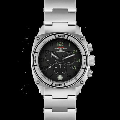 Военные часы MTM SILVER PREDATOR II (BL-02) с хронографом