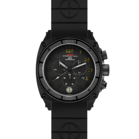 BLACK PREDATOR II (BO-02) R2