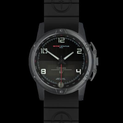 Милитари смарт часы MTM BLACK STATUS (BLACK-LUMI)