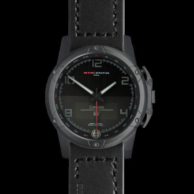 Умные тактические часы MTM BLACK STATUS (BLACK)