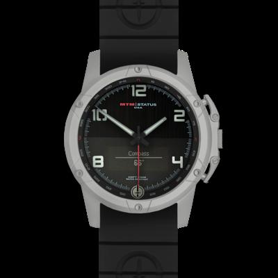 Военные смарт часы MTM GRAY STATUS (BLACK-LUMI)