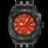 Часы  BLACK WARRIOR ORANGE NEW