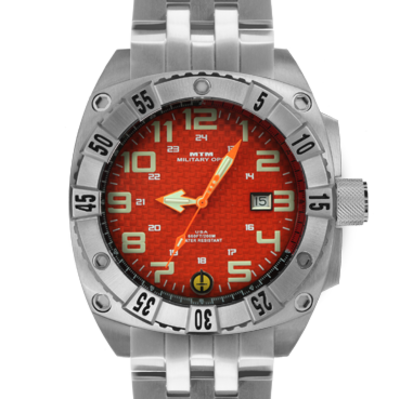 SILVER WARRIOR ORANGE NEW